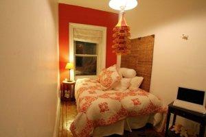 Bedroom-bright