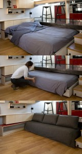 SmallParisbed