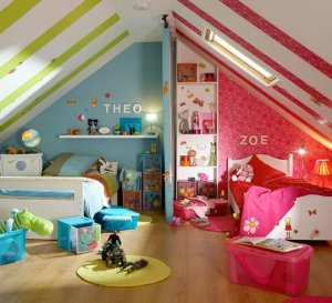 KidsBedroomColour