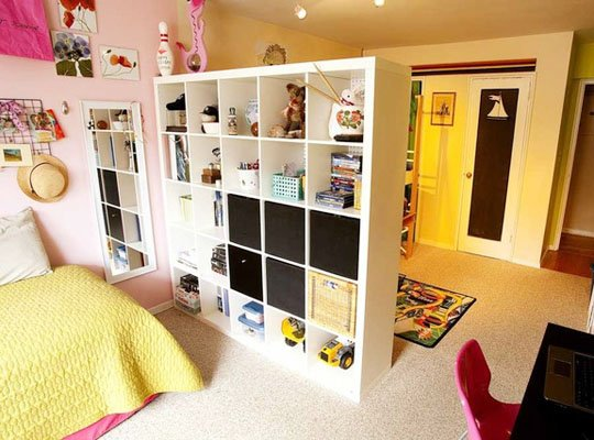 Fitting families into smaller spaces the lady who lives for Children sharing bedroom ideas