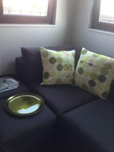 Our cozy corner