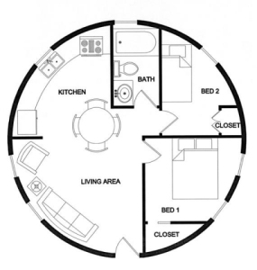 Underground Dome Home Plans in addition 309622543104445126 also Modern Zero Energy Home Plans moreover Round House Plans in addition Earth Integrated House Plans. on earth dome floor plan
